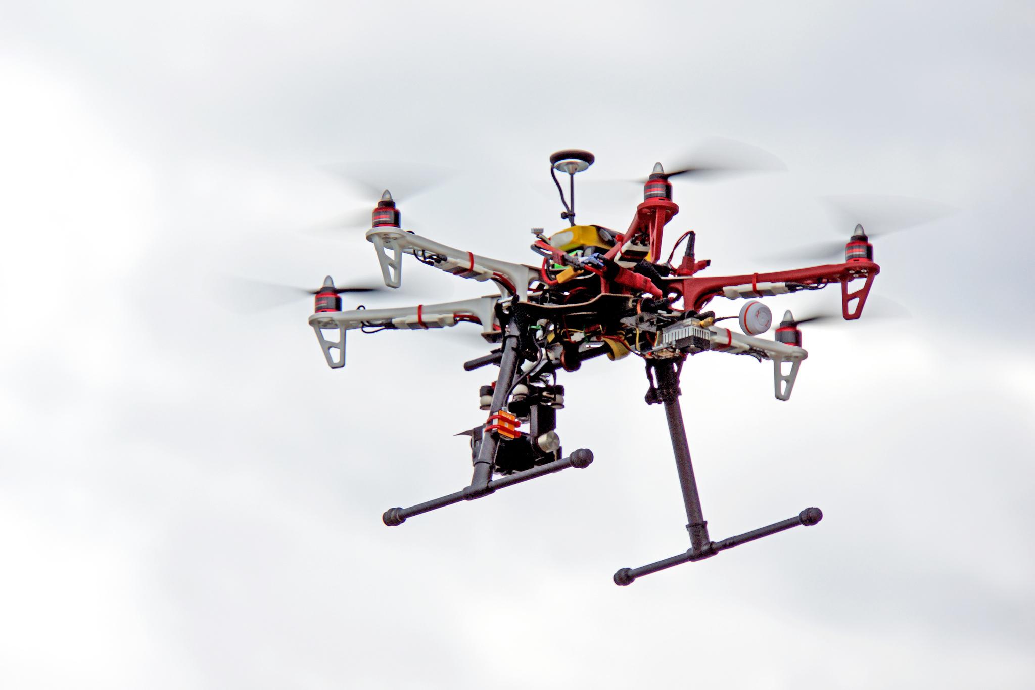 Drone_DennisJarvis_Flikr