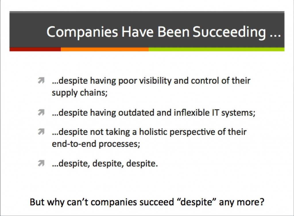 CompaniesSucceedingDespite