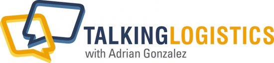 Logo for Talking Logistics, a trusted source for supply chain and logistics news, trends, and analysis.