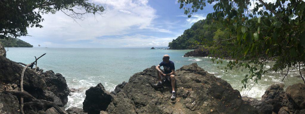Photo of Adrian Gonzalez in Costa Rica