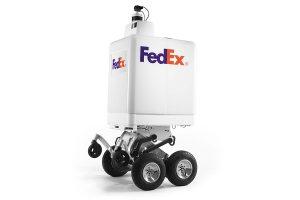 Photo of FedEx SameDay Bot