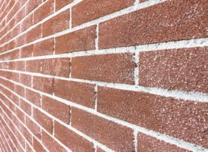 Closeup brick wall texture