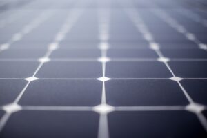 Cells on a solar panel focus on the way forward