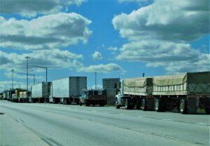 Transportation and Logistics! Traffic!