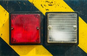 light hazard symbol
