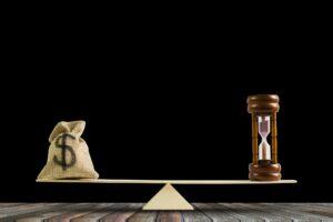 Money and Time balance
